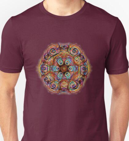 #DeepDreamed Amulet T-Shirt