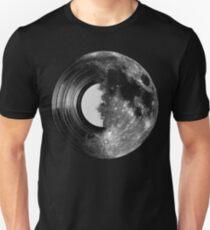 Vinyl Moon Unisex T-Shirt