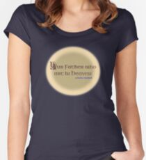 Lord's Prayer - [citation needed] Women's Fitted Scoop T-Shirt