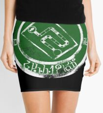 RollGoal Champion 2016 (painted medal) Mini Skirt