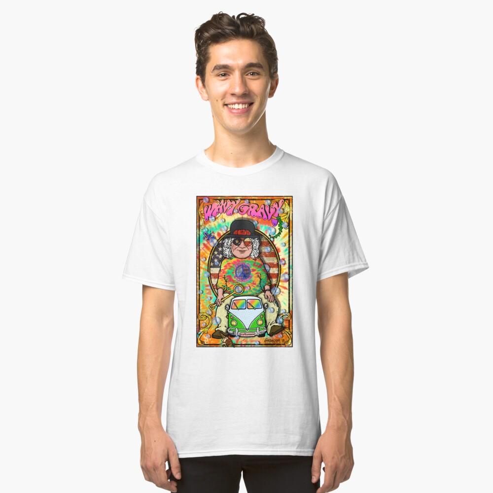 Wavy! Classic T-Shirt