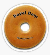 Bagel Boys (With Cream Cheese) Sticker