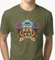 Sex Bob-Omb VS The Twins  Tri-blend T-Shirt