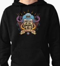 Sex Bob-Omb VS The Twins  Pullover Hoodie