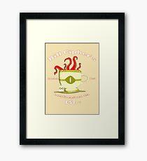 Eldritch Brew Framed Print