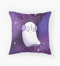 Spaced Out - Nabstablook Throw Pillow