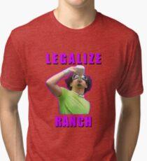 Legalize Ranch Version 1 Tri-blend T-Shirt