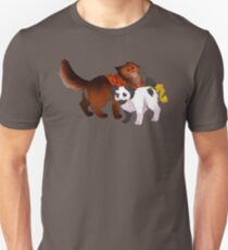 Hanzo and McCree Cats Unisex T-Shirt