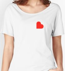 Heart Relaxed Fit T-Shirt