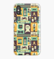 The Empty Hearse iPhone Case/Skin