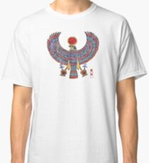 Ra: Falcon Pectoral [Papyrus] Classic T-Shirt