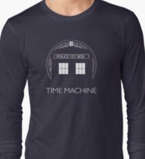 TIME MACHINE Long Sleeve T-Shirt