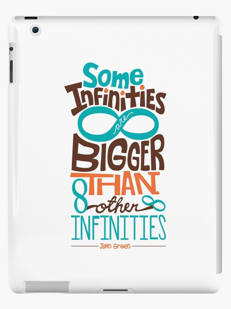 Some Infinities are Bigger Than Other Infinities by Risa Rodil