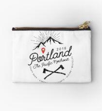 Portland PNW Zipper Pouch