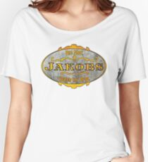 Jakobs Filigree Women's Relaxed Fit T-Shirt
