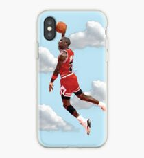 Jordan Polygon Art iPhone Case