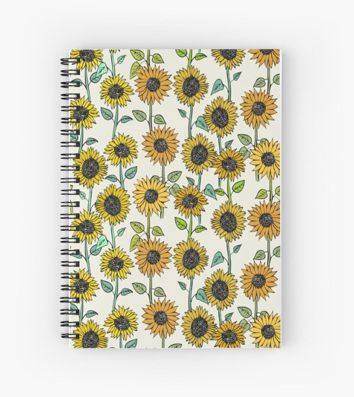 Gemalte Sonnenblumen von sitariks