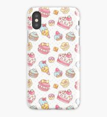 Kawaii Sweets iPhone Case/Skin