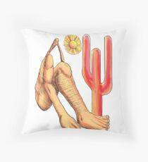 Abaporu Throw Pillow