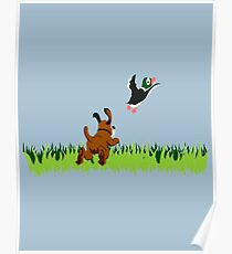 Who's Up for a Duck Hunt? Poster