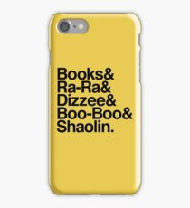 Fantastic Four plus One iPhone Case/Skin
