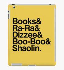 Fantastic Four plus One iPad Case/Skin