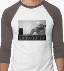 Subwoofer Men's Baseball ¾ T-Shirt