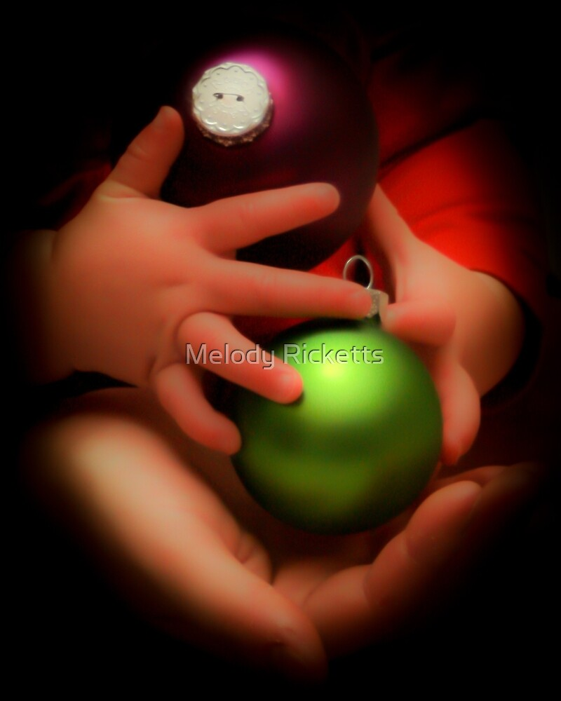 Christmas Hands by Melody Ricketts
