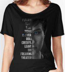 Audrey Jensen MTV Scream Women's Relaxed Fit T-Shirt