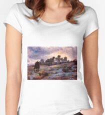 Jon Snow of Winterfell Women's Fitted Scoop T-Shirt