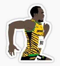 Usain Bolt Sticker