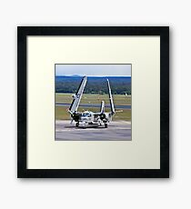 The Tracker - 816 Squadron Framed Print