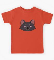 A cute little tasmanian devil  - Australian animal design Kids Tee