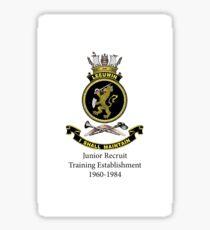 HMAS Leeuwin iPhone Case #1 Sticker