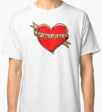 My Heart Belongs to Sasquatch Classic T-Shirt
