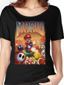 Mario's Doom Women's Relaxed Fit T-Shirt