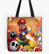 Mario's Doom Tote Bag