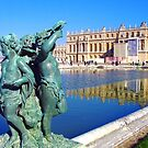 Versailles Castle Statues by Sama-creations