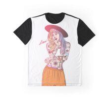 Blackpink Lisa Graphic T-Shirt