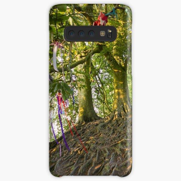 Avebury Tree roots Samsung Galaxy Snap Case