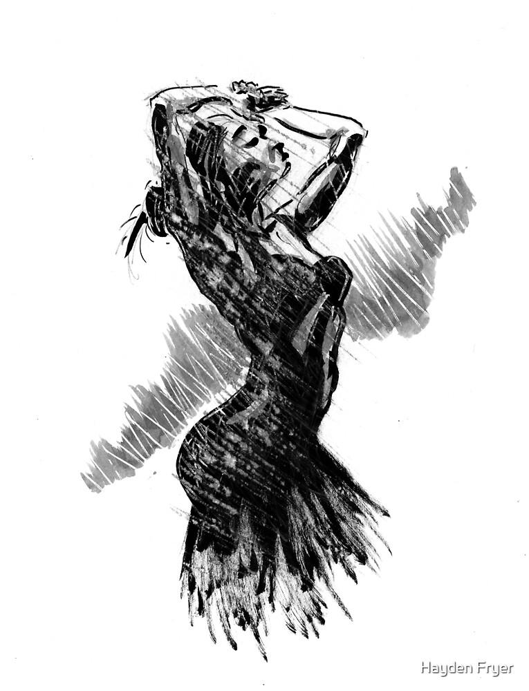 """""""Dancer"""" by Hayden Fryer"""