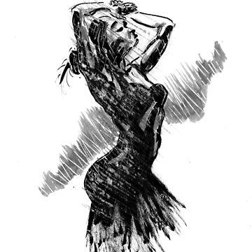 """Dancer"" by siberian"