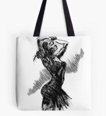 """""""Dancer"""" Tote Bag"""