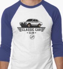 DLEDMV - Classic Car Club Men's Baseball ¾ T-Shirt