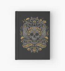 ARS LONGA, VITA BREVIS Hardcover Journal