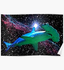 space shark Poster