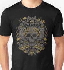 Camiseta unisex ARS LONGA, VITA BREVIS