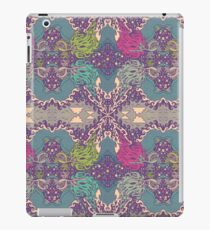 water ornamentum - in the colors of the old film iPad Case/Skin