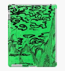 Green Mountains iPad Case/Skin