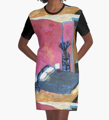My Friend's Bordello 11 Graphic T-Shirt Dress